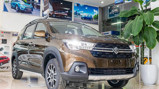 Đánh giá xe Suzuki XL7 2020: Bản vá lỗi cho Ertiga