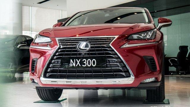 Đánh giá xe Lexus NX 300 2020: Nâng cấp để đấu Mercedes-Benz GLC 300