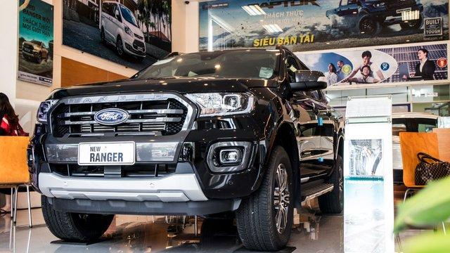 Đánh giá xe Ford Ranger Wildtrak 2020: Nâng cấp nhẹ hiện đại hơn, giá bán không đổi