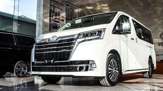 Đánh giá xe Toyota Granvia 2020: Nhiều ghế nhưng không lợi thế