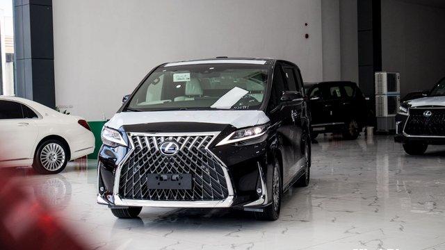 Đánh giá xe Lexus LM300h 2020: Đẳng cấp doanh nhân