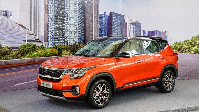Đánh giá xe Kia Seltos 2020: Hyundai Kona và Honda HR-V lo lắng dần
