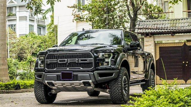 """Đánh giá xe Ford F-150 Raptor 2020: """"Quái thú"""" trong làng bán tải"""