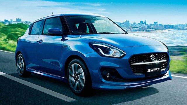 Đánh giá xe Suzuki Swift 2021 nâng cấp
