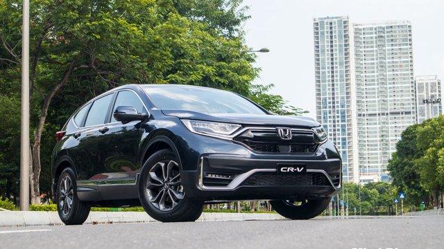 Đánh giá xe Honda CR-V 2020: Nâng cấp công nghệ an toàn là điểm hấp dẫn