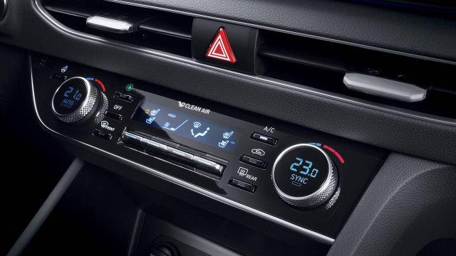 Công nghệ điều hòa mới của Hyundai có thể khử mùi, diệt nấm và lọc bụi mịn