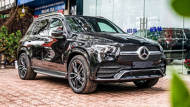 Đánh giá xe Mercedes-Benz GLE 2020: Nhiều nâng cấp chất lượng