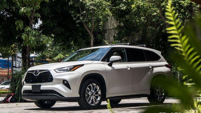 Đánh giá xe Toyota Highlander 2020: Đẳng cấp như xe sang