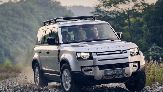 Land Rover Defender 2021 hoàn toàn mới chào giá 2,99 tỷ đồng tại Philippines