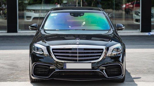 Mercedes-Benz S500 đi 5 năm 'lỗ' 2 tỷ đồng