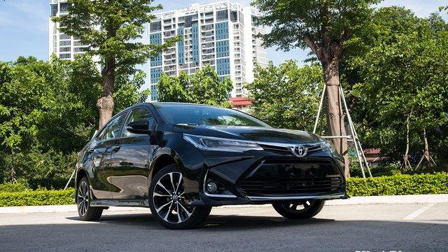 Đánh giá xe Toyota Corolla Altis 2020: Nâng cấp nhẹ, giảm giá bán