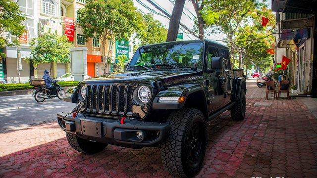 Đánh giá xe Jeep Gladiator 2020: Đối thủ mới của Ford Ranger tại Việt Nam