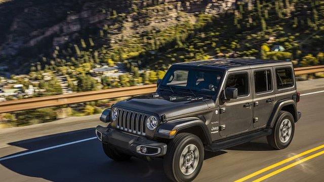 Đánh giá xe Jeep Wrangler 2020 sắp bán ở Việt Nam