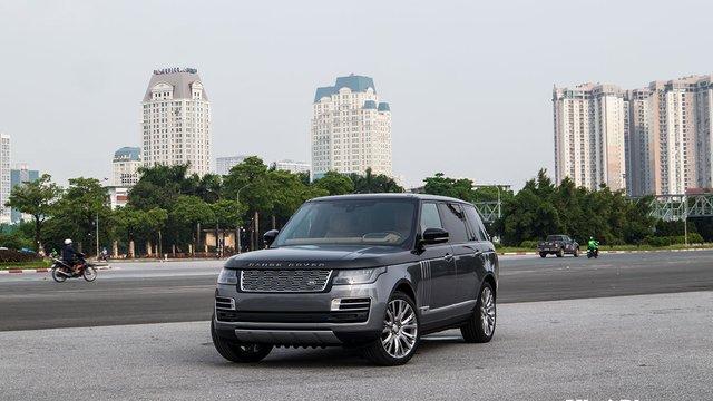 Đánh giá xe Range Rover SVAutobiography 2020: Cảm nhận bằng mọi giác quan!