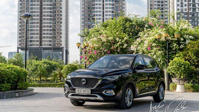 Đánh giá xe MG HS 2020 2.0T Trophy: Một chiếc xe tốt, giá bán cao nhưng rào cản đến từ xuất xứ