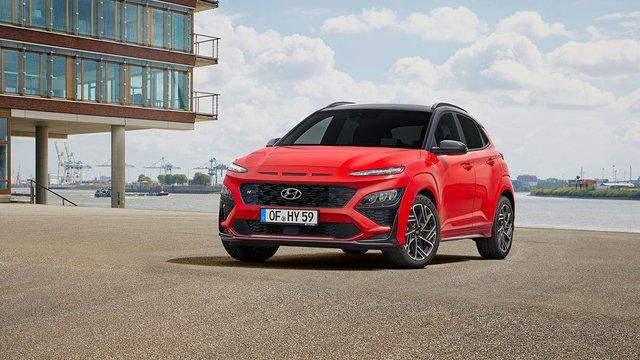 Đánh giá xe Hyundai Kona 2021: Thiết kế trẻ trung, bắt mắt khiến Kia Seltos lo lắng