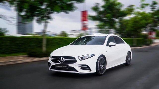 Đánh giá xe Mercedes-Benz A35 AMG 2020: Không dành cho số đông
