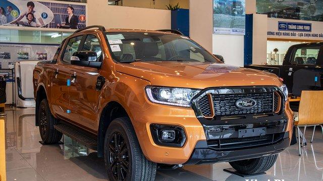 Đánh giá xe Ford Ranger Wildtrak 2021: Loạn giá và trang bị tại Việt Nam