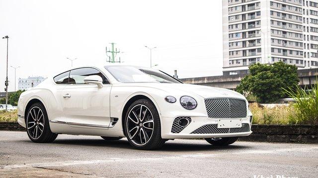 Đánh giá xe Bentley Continental GT 2021 đầu tiên tại Việt Nam: Cực phẩm xe thể thao Anh quốc