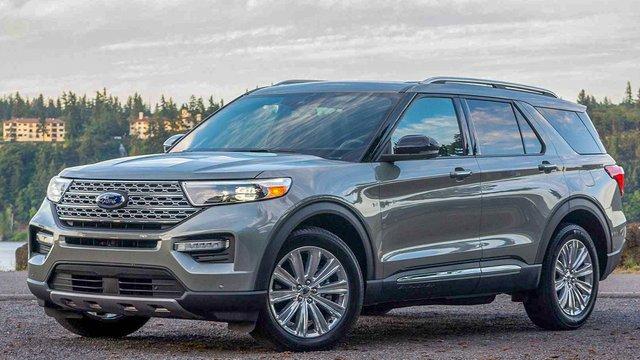 Đánh giá xe Ford Explorer 2021 sắp về Việt Nam: Thay đổi để thách thức Toyota Land Cruiser Prado