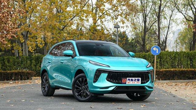 """Đánh giá xe Dongfeng T5 Evo 2021 sắp bán tại Việt Nam: Có thể """"hot"""" hơn Beijing X7"""