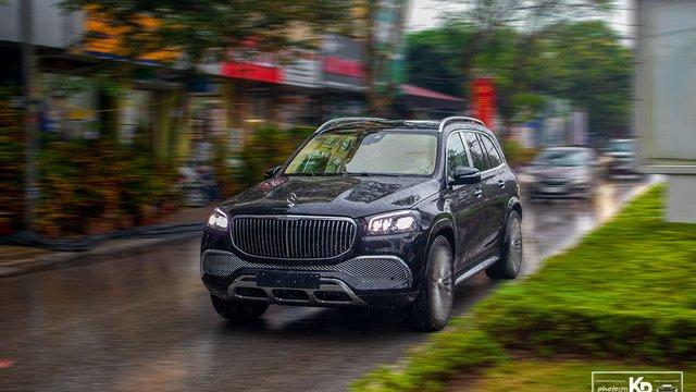 """Đánh giá xe Mercedes-Maybach GLS 600 2021 thứ 2 tại Việt Nam: """"Đẹp không góc chết"""""""