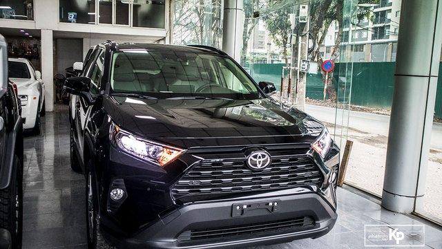 """Đánh giá xe Toyota RAV4 XLE 2021: """"Hàng độc"""" không dành cho số đông"""