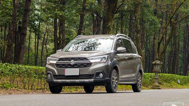 Đánh giá xe Suzuki XL7 2021: Leo đèo Ba Vì đủ tải thế nào?