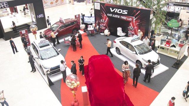 Ngày hội Vios 2021 cho khách hàng trên toàn quốc, cơ hội trải nghiệm xe Toyota lớn nhất trong năm