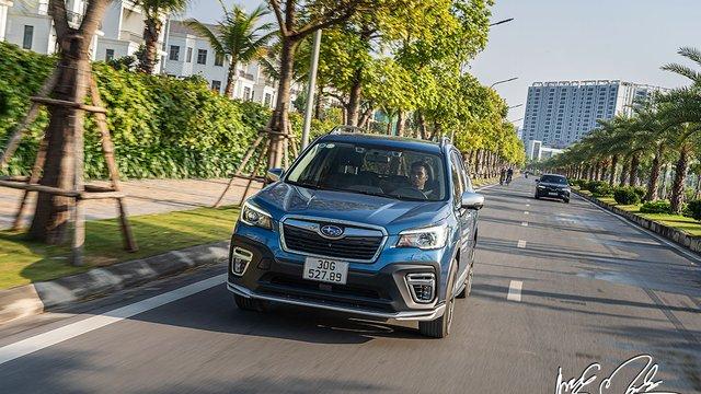 Ưu nhược điểm xe Subaru Forester 2021: Hơn, thua gì sao với CR-V, CX-5?