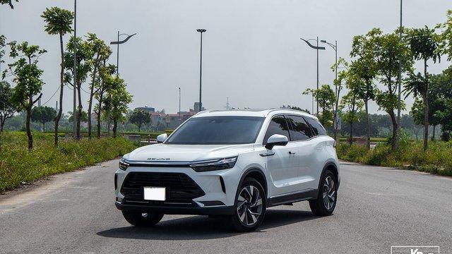 """Đánh giá xe Baic Beijing X7 Premium 2021: Bỏ qua thương hiệu để trải nghiệm """"đồ ngon"""""""
