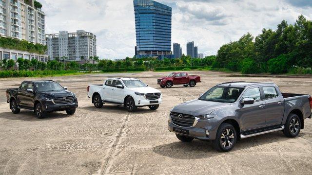 Thông số kỹ thuật Mazda BT-50 2021: Có gì hấp dẫn để cạnh tranh?