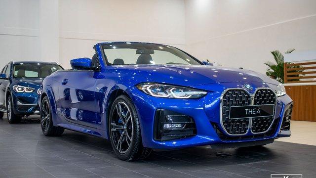 Đánh giá xe BMW 430i Convertible M Sport 2021 vừa ra mắt Việt Nam: Độc đáo tạo khác biệt