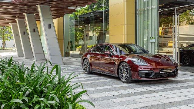 Đánh giá xe Porsche Panamera 2021: Sang, xịn, thể thao, nhưng không dành cho số đông