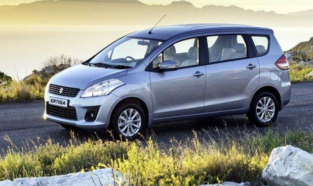 Đánh giá nhanh Suzuki Ertiga 2016