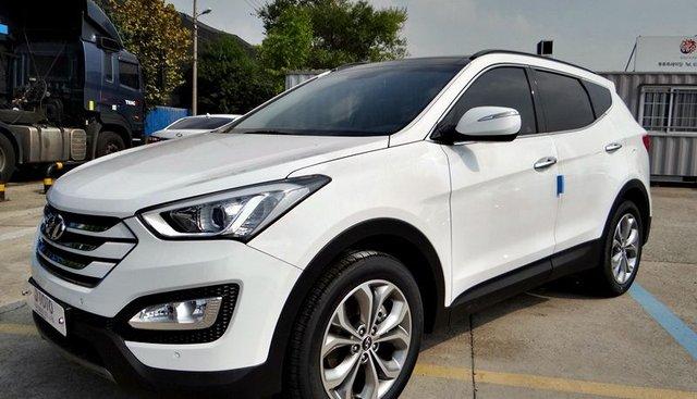 Đánh giá ưu nhược điểm xe Hyundai Santa Fe 2014