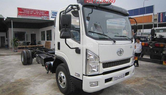 Bán xe tải Faw 6.7 tấn đời 2015, màu trắng