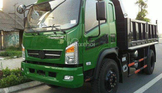 Bán xe Ben Dongfeng 9 tấn 2 / 8 khối/ 8m3, trả góp không cần chứng minh thu nhập