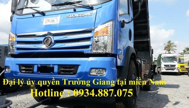 Bán xe ben Dongfeng 9T2 (9.2 tấn) 1 cầu – xe ben Dongfeng Trường Giang 9.2 tấn 1 cầu