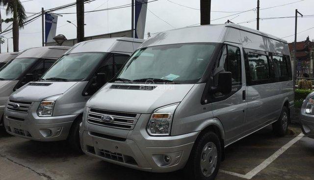 Ford Thủ Đô bán buôn, bán lẻ xe Ford Transit đời 2019 đủ các phiên bản, đủ màu giá cạnh tranh, LH: 0902212698