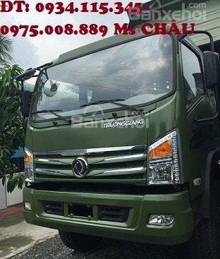 Cần bán xe Dongfeng 9.2T Ben Dongfeng Trường Giang 9 tấn 2, 7 khối 6
