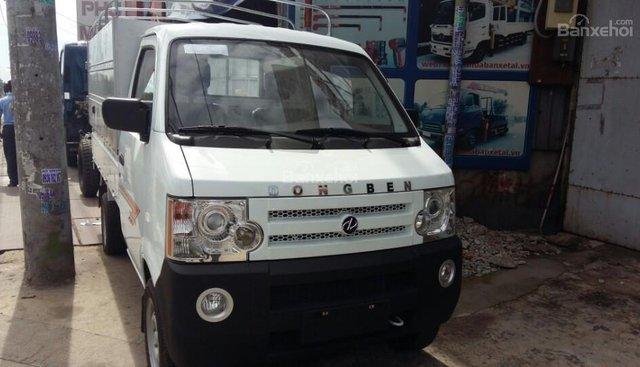 Bán xe tải Dongben 870kg thùng bạt, giá rẻ miền Nam