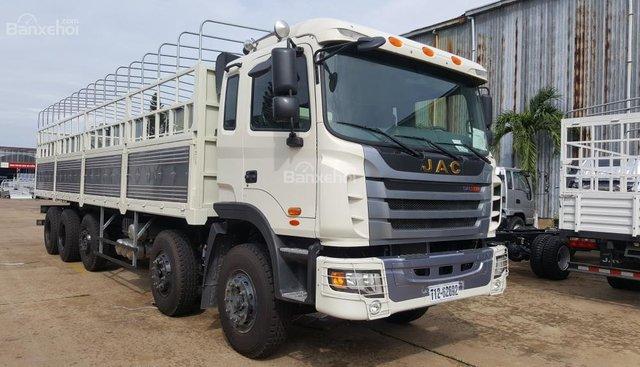 Bán xe tải Jac 5 chân (dò) giò Bình Dương, Jac 5 chân K5, xe 5 chân Jac Gallop k5, giá xe tải Jac 5 chân