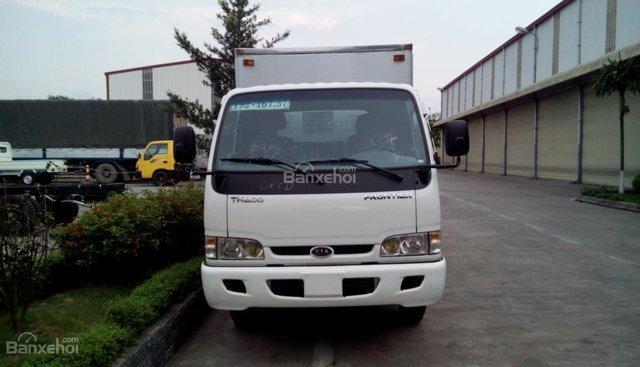 Bán xe tải Kia 1.9 tấn Trường Hải mới nâng tải, model 2018, LH: 098.253.6148