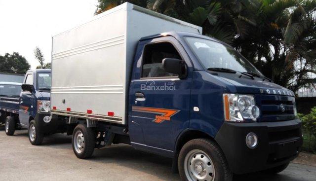 Bán xe tải nhỏ 800kg thùng kín, thùng bạt Dongben, Vinaxuki, trả góp lãi suất thấp
