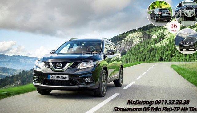 Bán Nissan X trail 2016 tại Hà Tĩnh với giá thấp nhất