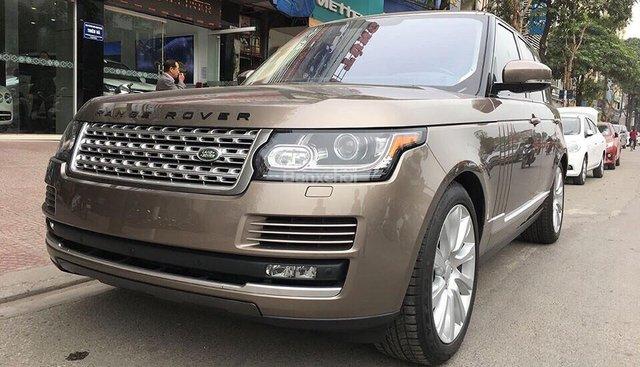 Cần bán xe LandRover Range Rover HSE sản xuất 2019, xe nhập