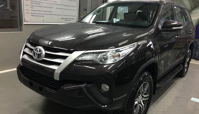 Bán Toyota Fortuner G 2018 nhập khẩu nguyên chiếc Indonesia, giao ngay