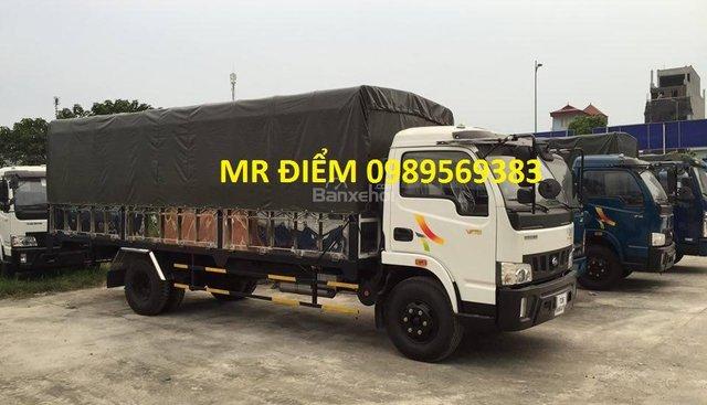 Bán xe tải Hyundai Veam VT490, khuyến mãi thuế và bảo hiểm
