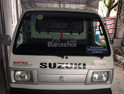 Bán xe tải 5 tạ Suzuki cũ Tiên Lãng, liên hệ 0936779976